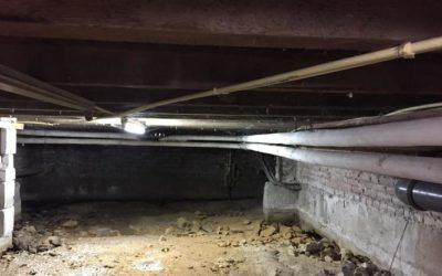 Onderzoeksprotocol asbest in grond in kruipruimten van bouwwerken